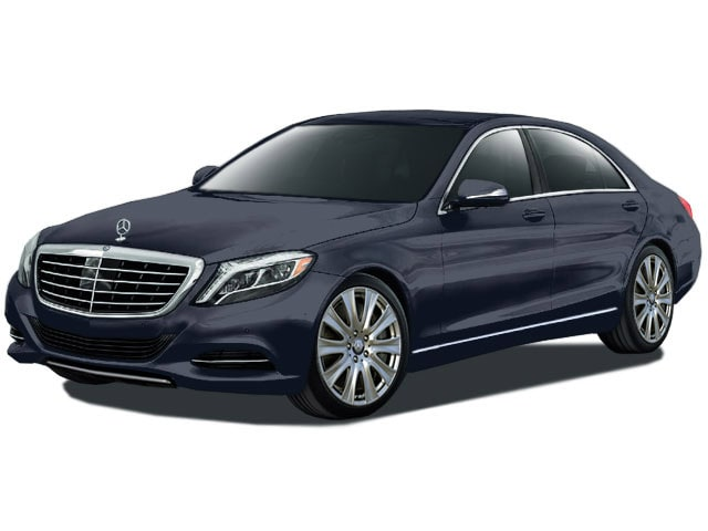 2016 Mercedes-Benz S-Class S550 Sedan