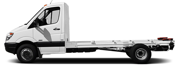 2016 Mercedes-Benz Sprinter 3500 Chassis Truck Base