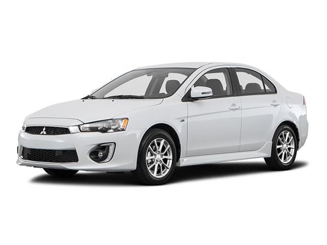 New 2016 Mitsubishi Lancer ES Sedan JA32U2FU2GU010341 near Los Angeles