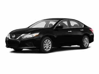 2016 Nissan Altima Sedan Super Black