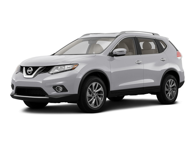 New 2016 Nissan Rogue SL SUV for sale in the Boston MA area