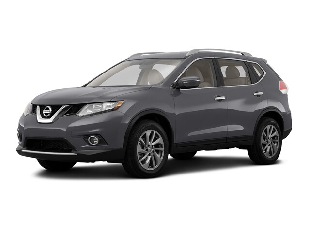 New 2016 Nissan Rogue SL PREMIUM PKG SUV near Minneapolis & St. Paul MN