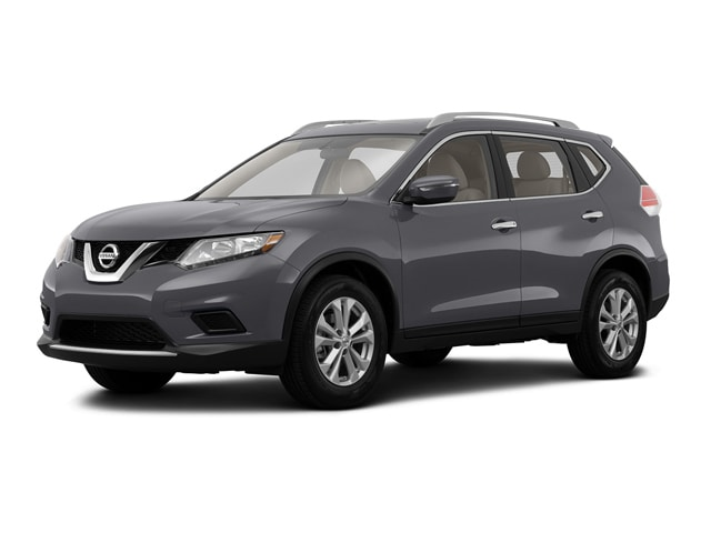 2016 Nissan Rogue FWD 4dr SV SUV