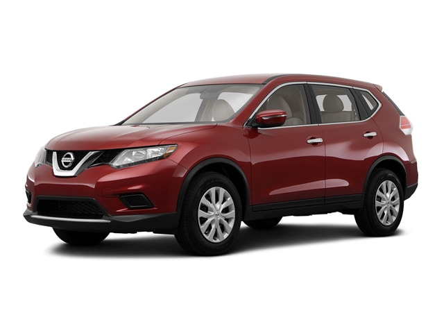 2016 Nissan Rogue S APPEARANCE PKG SUV