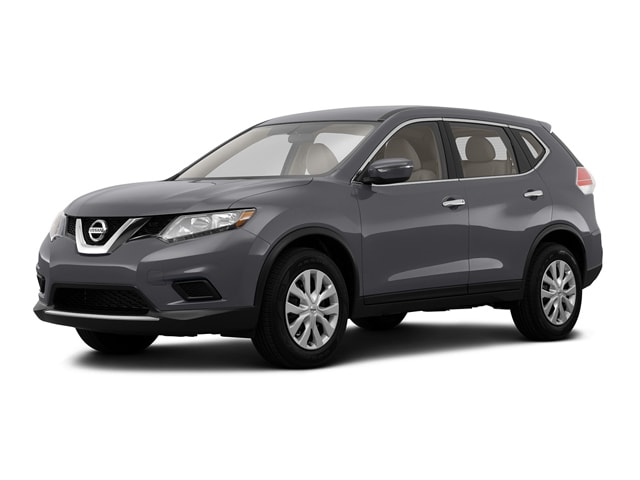 New 2016 Nissan Rogue SUV for sale in the Boston MA area