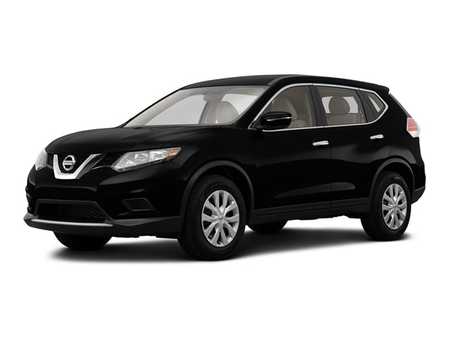 New 2016 Nissan Rogue S SUV for sale in the Boston MA area