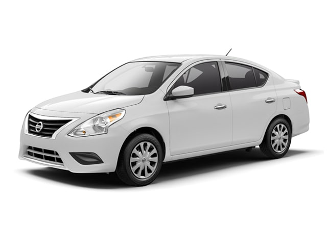 New 2016 Nissan Versa 1.6 SV Sedan Newark