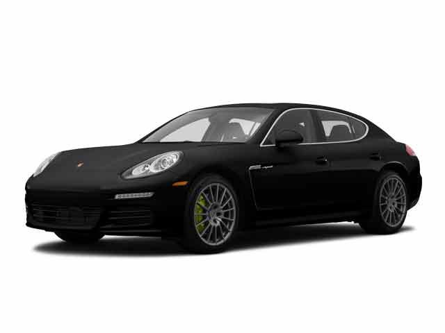 2016 Porsche Panamera E Hybrid Hatchback Fairbanks