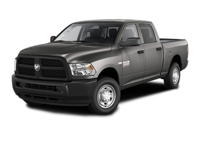 2016 Ram 2500 Tradesman Truck Crew Cab at Jack Key Auto Group