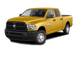 2016 Ram 2500 Truck Yellow
