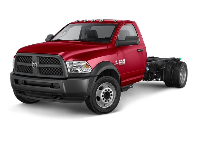 2016 Ram 4500 Chassis Truck