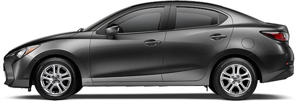 2016 Scion iA Sedan