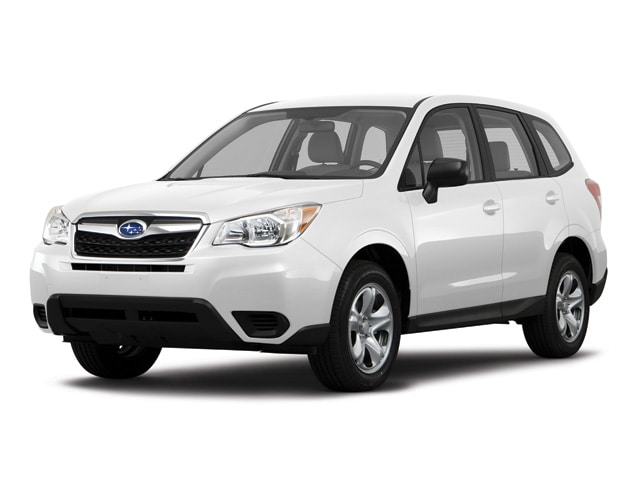 2016 Subaru Forester 2.5i w/ Alloy Wheel Package SUV