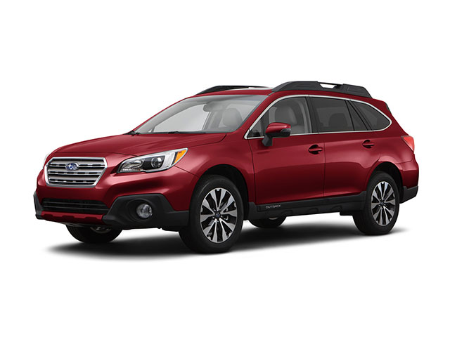 2016 Subaru Outback 2.5i Limited w/ Moonroof + Keyless Access + Nav + EyeSight Wagon