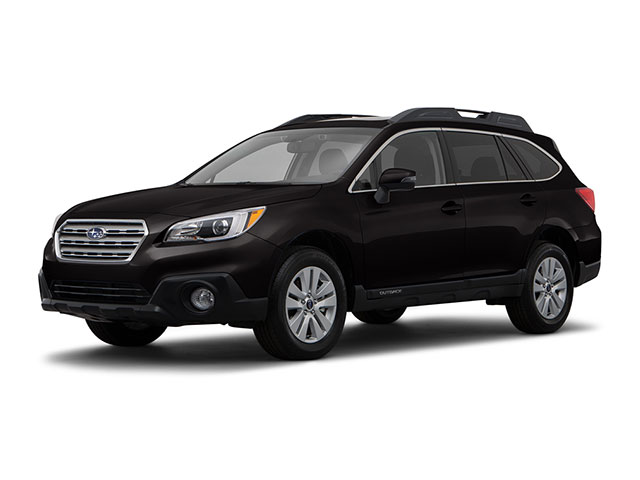 2016 Subaru Outback 2.5i Premium w/ EyeSight + Blind Spot Det + Rear X-Traffic Alert + Power Rear Gate Wagon