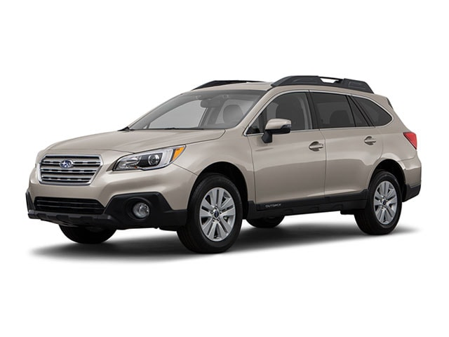 2016 Subaru Outback 2.5i Premium w/ Moonroof + Power Rear Gate + Nav + Wagon