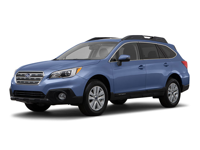 2016 Subaru Outback 2.5i Premium w/ Moonroof + Power Rear Gate + Nav + Eyesight + Blind Spot Det + Rear X-Traffic Alert Wagon