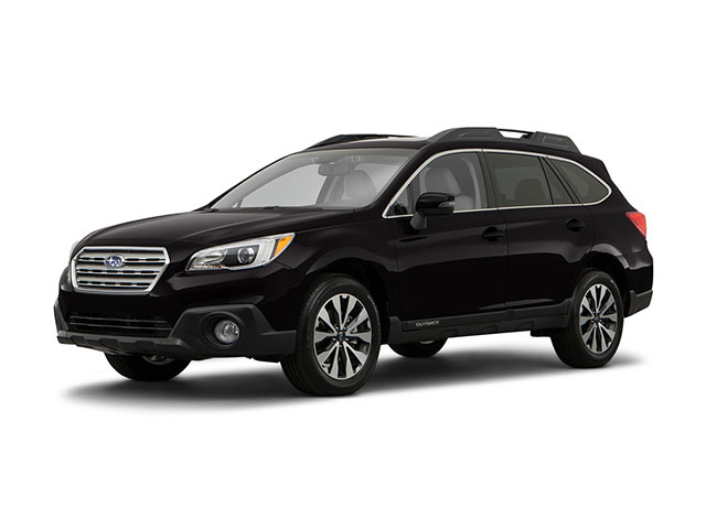 2016 Subaru Outback 3.6R Limited w/ Moonroof + Keyless Access + Nav + EyeSight Wagon