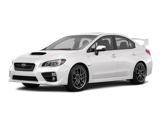 2016 Subaru WRX STI Limited w/Wing Sedan