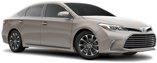 2015 Toyota Avalon Hybrid Sedan