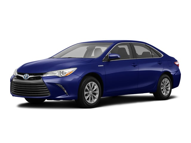 2016 TOYOTA CAMRY SAFETY RATING