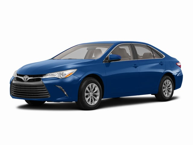 2016 TOYOTA CAMRY EXTERIOR COLORS