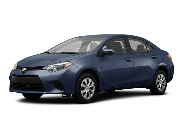 2016 TOYOTA COROLLA BROWN SUGAR METALLIC