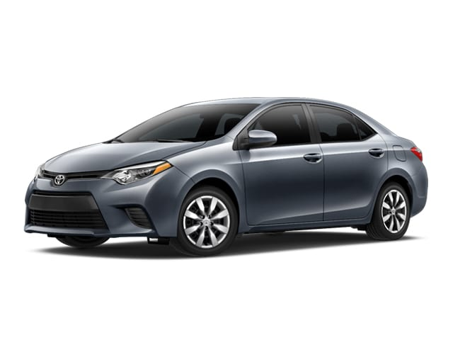 New 2016 Toyota Corolla