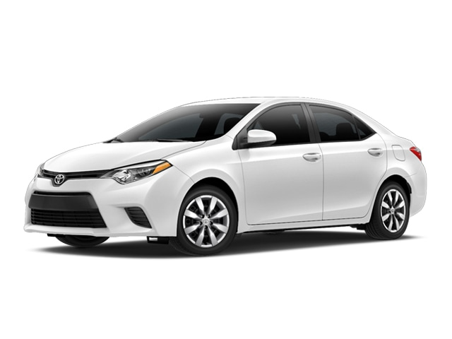 New 2016 Toyota Corolla LE Sedan Minneapolis