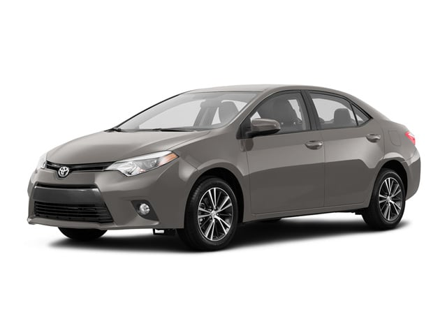 2016 Toyota Corolla LE Plus Sedan