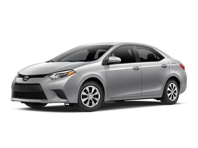 Used 2016 Toyota Corolla LE AUTO Sedan Minneapolis