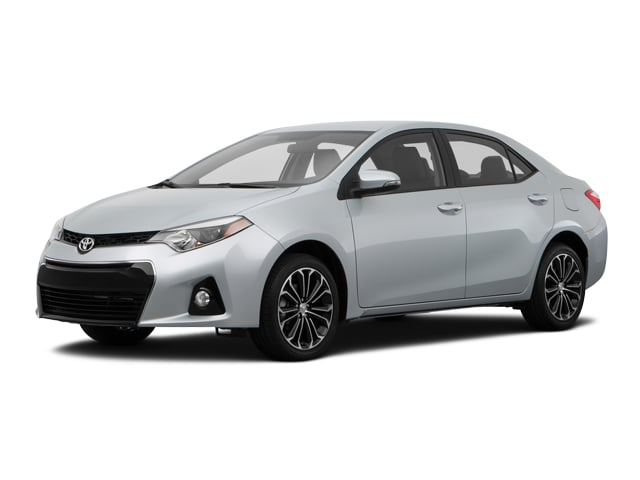 New 2016 Toyota Corolla S Plus Sedan near Minneapolis & St. Paul MN
