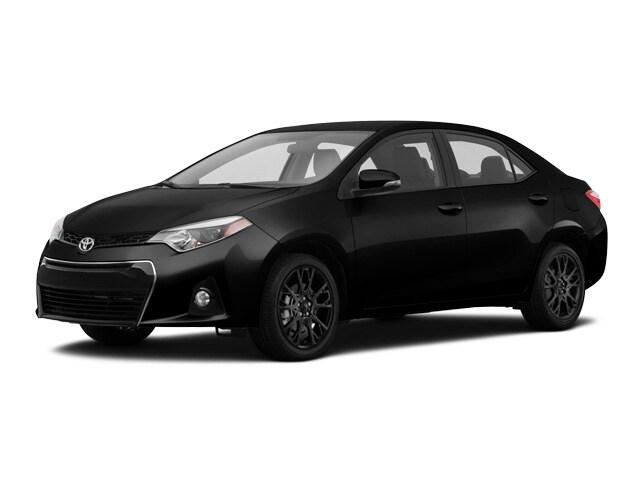 New 2016 Toyota Corolla, $21266