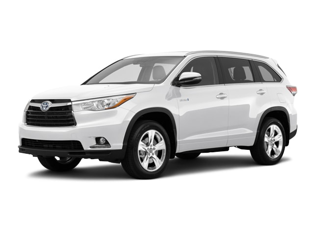 New 2016 Toyota Highlander, $49723