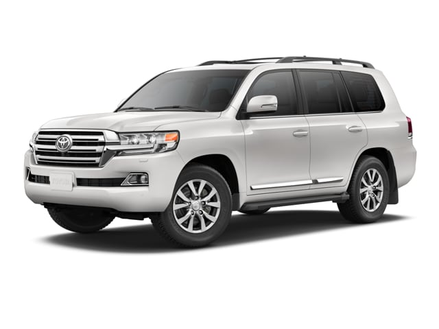 New 2016 Toyota Land Cruiser, $85939