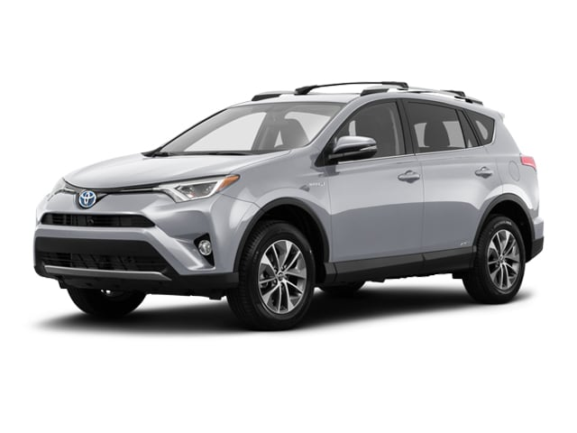 New 2016 Toyota RAV4 Hybrid XLE SUV for sale in the Boston MA area