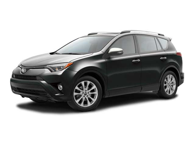 New 2016 Toyota Rav4