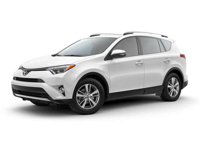 New 2016 Toyota RAV4 XLE AWD SUV Minneapolis