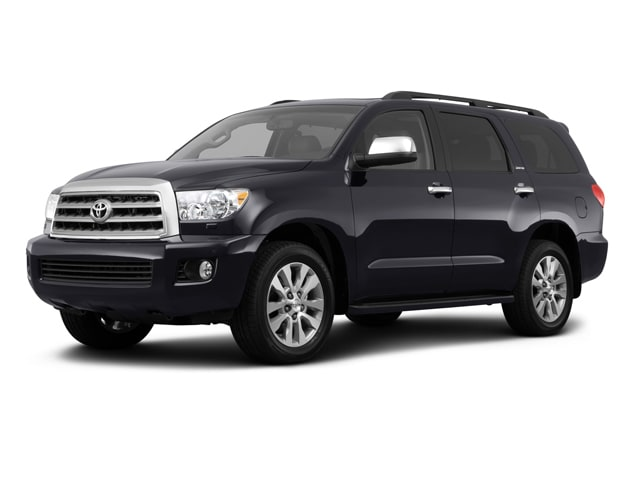 New 2016 Toyota Sequoia 2016 TOYOTA SEQUOIA LIMITED 5.7L V8 W/FFV (A6) 4DR SUV Minneapolis