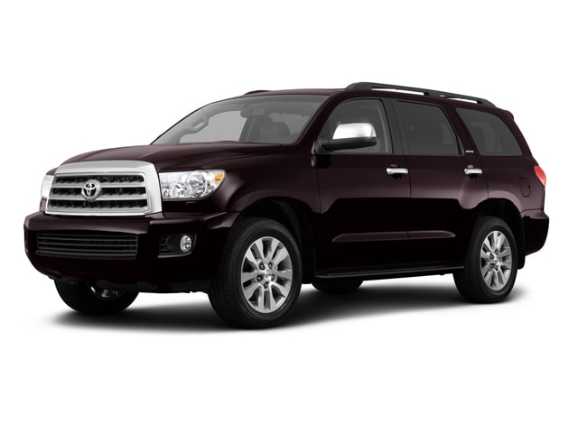New 2016 Toyota Sequoia Limited 4WD SUV near Minneapolis & St. Paul MN