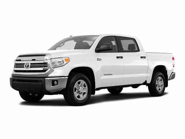 2016 Toyota Tundra SR5 Crew Cab Short Bed Truck