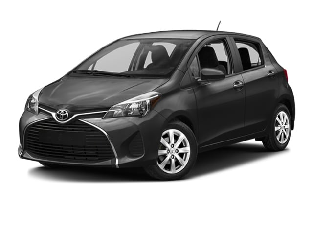 2016 Toyota Yaris 5-Door LE Hatchback