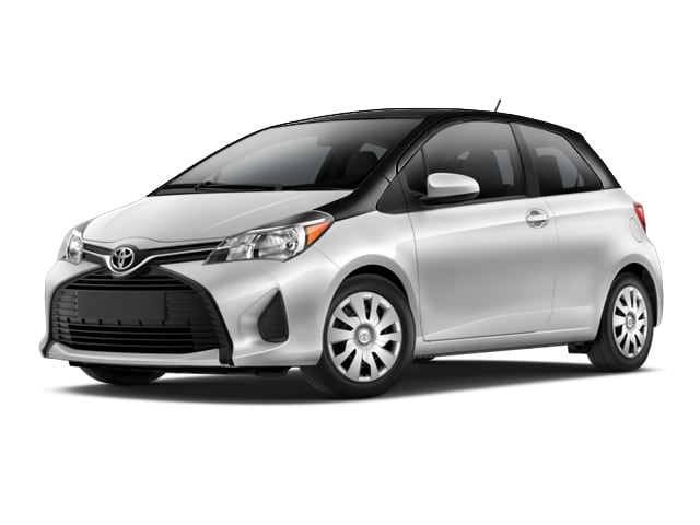 New 2016 Toyota Yaris 3-Door L Hatchback Serving Los Angeles