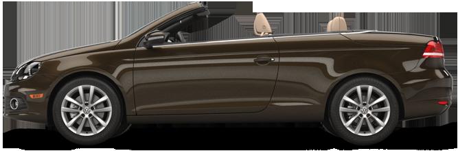 2016 Volkswagen Eos Convertible Komfort (DSG)