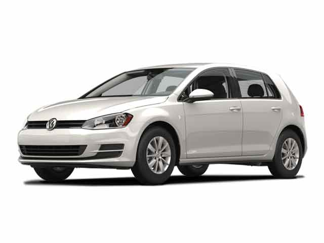 2016 Volkswagen Golf TSI S 4D W/Sunroof Automatic Hatchback