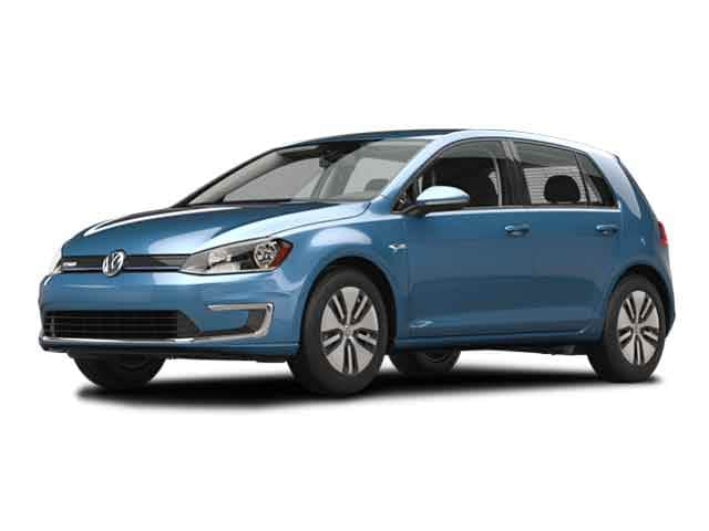 2016 Volkswagen e-Golf SE Automatic Hatchback