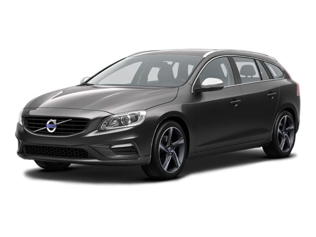 Used 2016 Volvo V60 T6 R-Design Platinum Wagon for sale in the Boston MA area