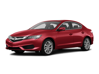 2017 Acura ILX Sedan San Marino Red