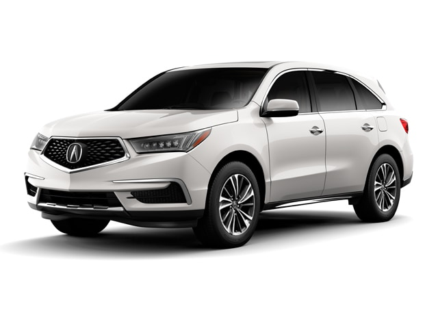 New 2017 Acura MDX 3.5L w/Technology Package SUV in Cathedral City