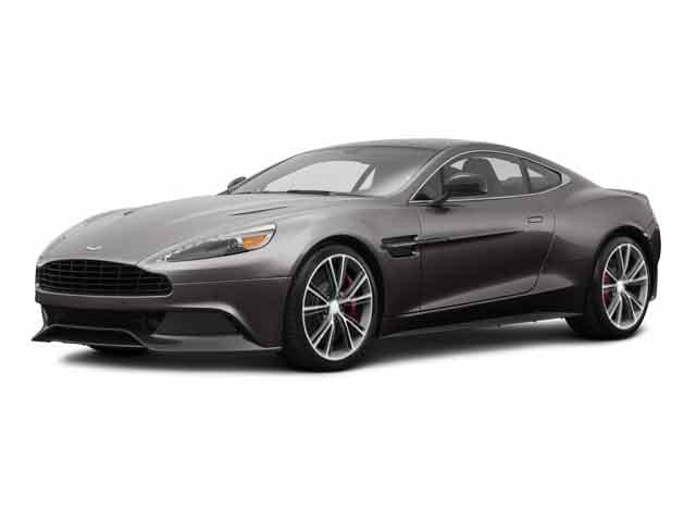 2017 Aston Martin Vanquish Coupe | Troy